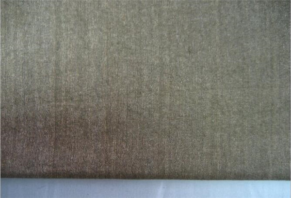 Sterling silver fiber radiation knitted fabrics