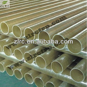 frp grp gre rtr pipe high pressure filament winding PIPE underground pultruded frp pipe