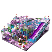 Worldstar wholesale children indoor play ground equipment plastic kids playground