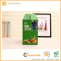 best price high quality strong carton fruit packaging box