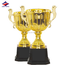 Trophy cup parts custom china sport medal and trophy and medallion