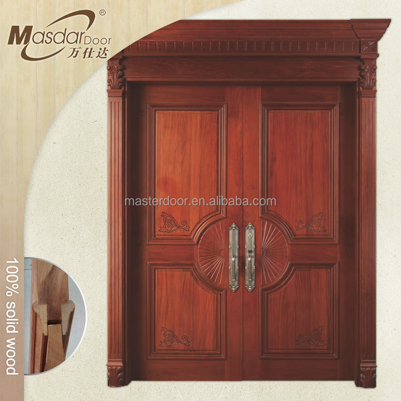 Kerala Front Double Door Designs