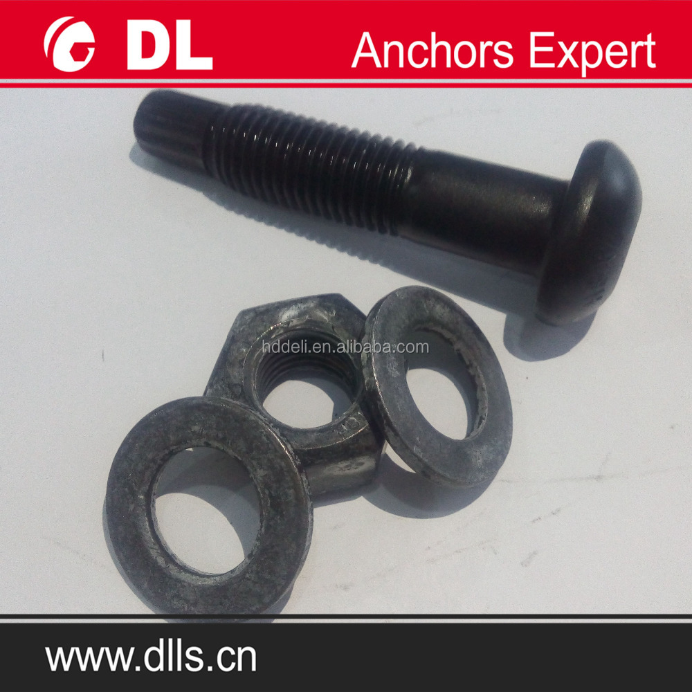 Heavy type Torsional Shear Bolt/Cheese Head Bolt Nuts With Washer