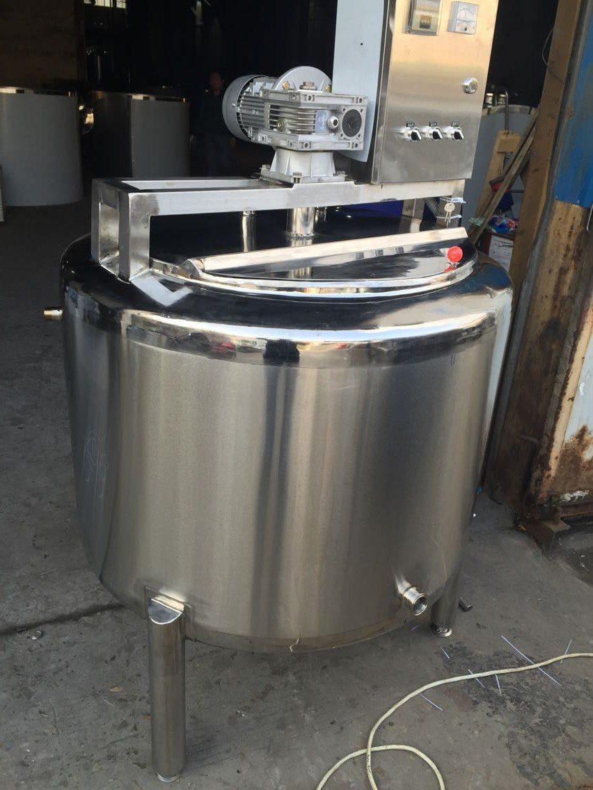 High efficiency multifunctional chocolate heating mixer
