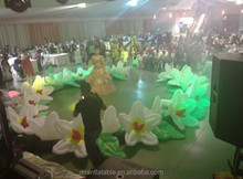 new brand wedding decoration/party supplies/stage decoration inflatable flowers