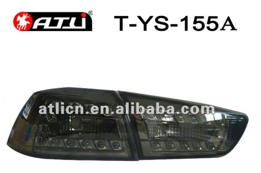 Car Replacement TAIL LAMP for LANCER 2010