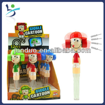 Cartoon Monkey Giggle Candy Toys
