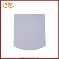 Ceramic feel urea seat Ceramic feel wc seat Chrome hinge toilet seat cover
