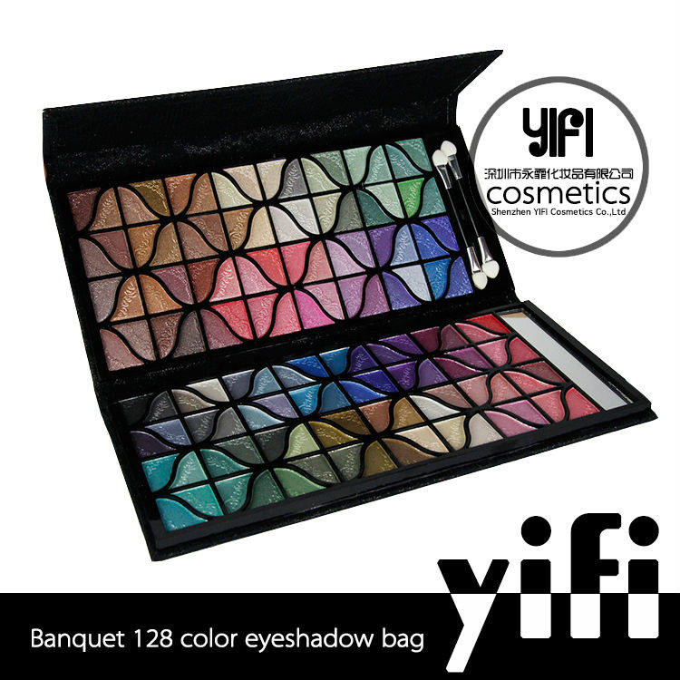 30% Off ! Exclusive Newest 128 Color Eyeshadow Chinese Makeup Brands