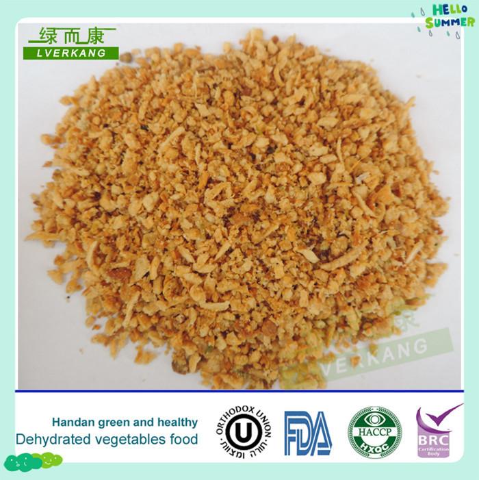 White Chinese Dried Minced Garlic Flake Granules Powders,Can Be ...