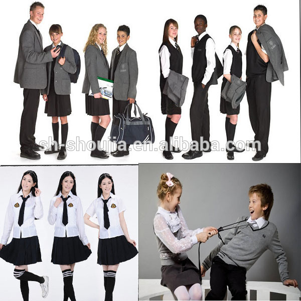 American Style School Uniform International Fashion School