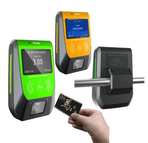 Android bus pos terminal with QR Code Scanner/POS System, City Bus Validator POS Factory
