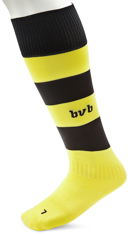 6be78df9fbd9 Get Quotations · 2013-14 Borussia Dortmund Home Puma Socks (Yellow)