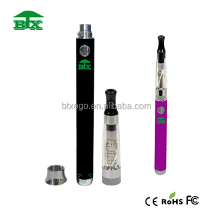2014 Chemical product starter kit gift box wax pen kit vaporizer wax vaporizer glass globe vaporizer pen ego c twist