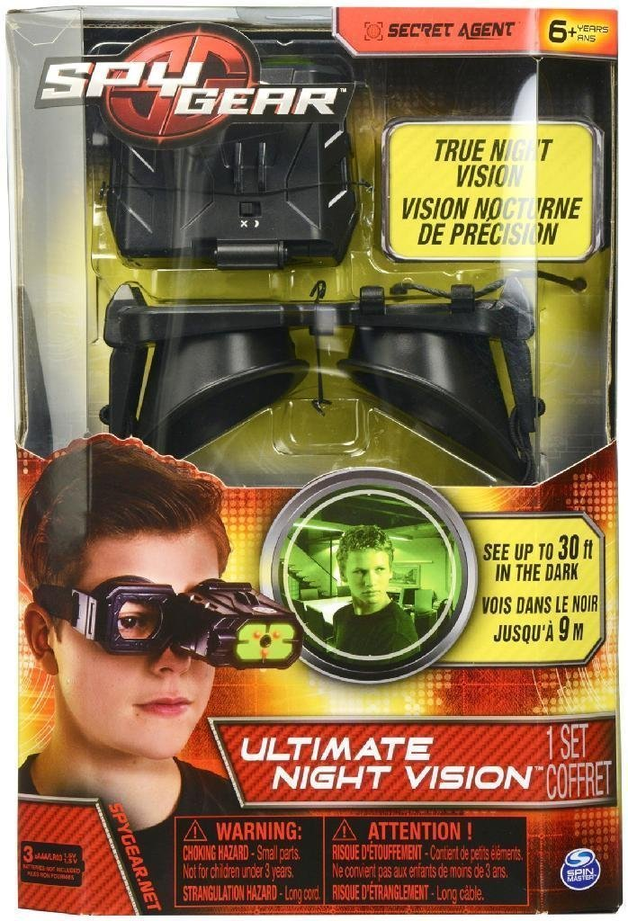7731efd4022 Get Quotations · Spy Gear - Ultimate Night Vision
