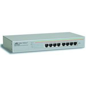 "Allied Tel,Esis Switch 8 X 10/100 Desktop ""Product Category: Networking/Lan Hubs & Switches"""