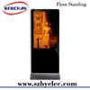 New ideas 46 inch sd card vertical floor standing 1080P lcd digital touch screen monitor lcd