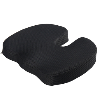Custom Design Coccyx Orthopedic Seat Cushion Memory Foam Sofa Chair Cushion