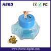 popular plastic product money saving box inflatable piggy bank for promotion item