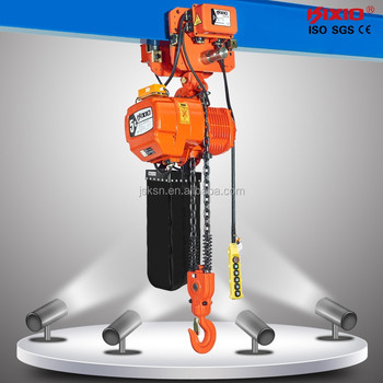 Yale Style 5 Ton Electric Chain Hoist - Buy Yale Electric Chain ...