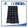 18v 80w flexible solar panel for moving kits(boat,yacht,caravan and so on)