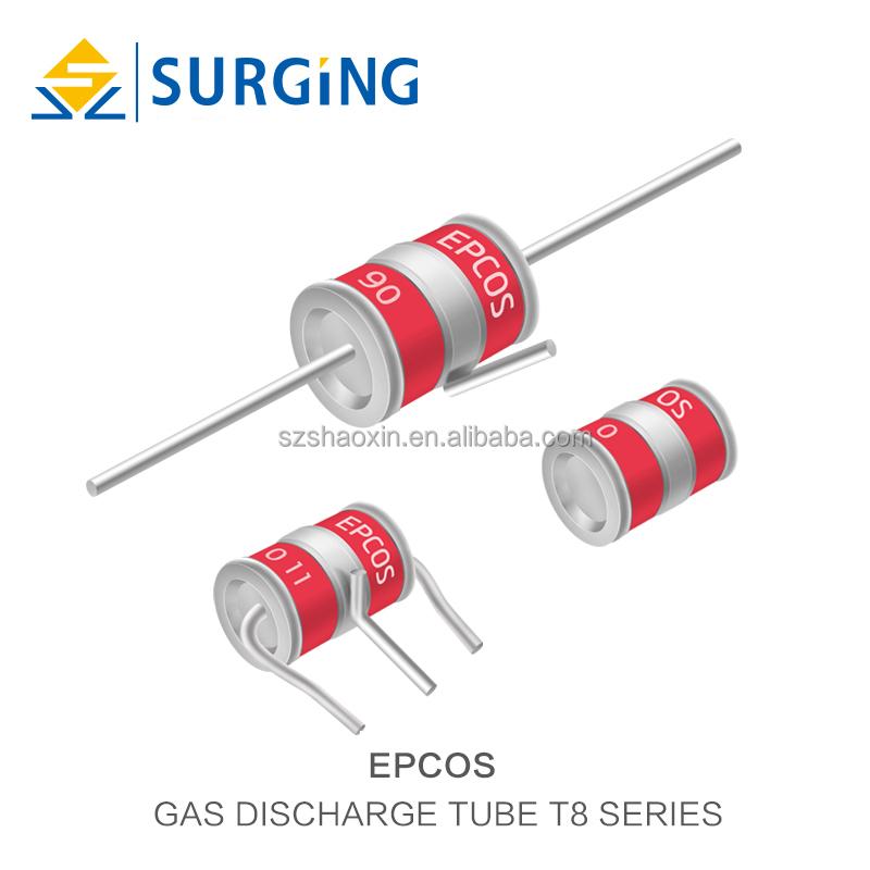 Gas Discharge Tubes 10 pieces GDTs Gas Plasma Arrestors 5000V Switching Spark Gap