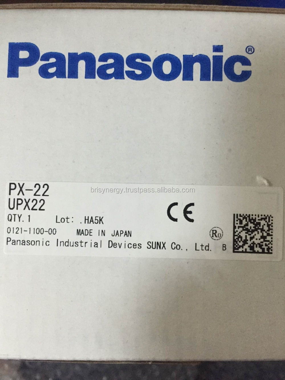 Px 22 Sunx Obstacle Detection Sensor 10 To 31vdc Buy