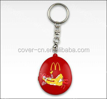 mini voice recorder knitted bottle keychain
