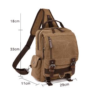 68b5f8ec5b Backpack Or Messenger Bag For Travel Wholesale