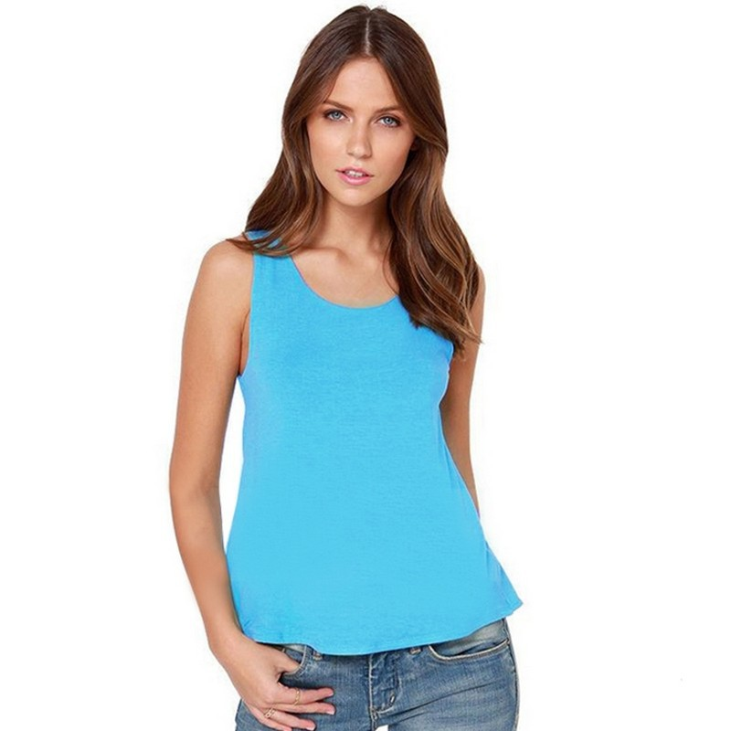 a284159195959 Buy Womens Tops Fashion 2015 Regata Feminina Sport Sleeveless Back Bow  Decoration Workout Tank Top Cropped Blusas Feminino AGYNN in Cheap Price on  ...