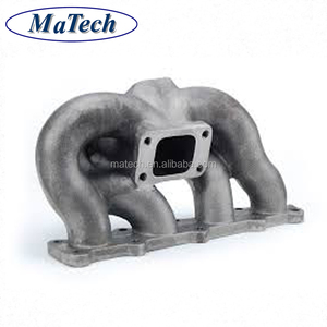 Precision Car Parts Casting Stainless Steel Turbo Exhaust Manifold