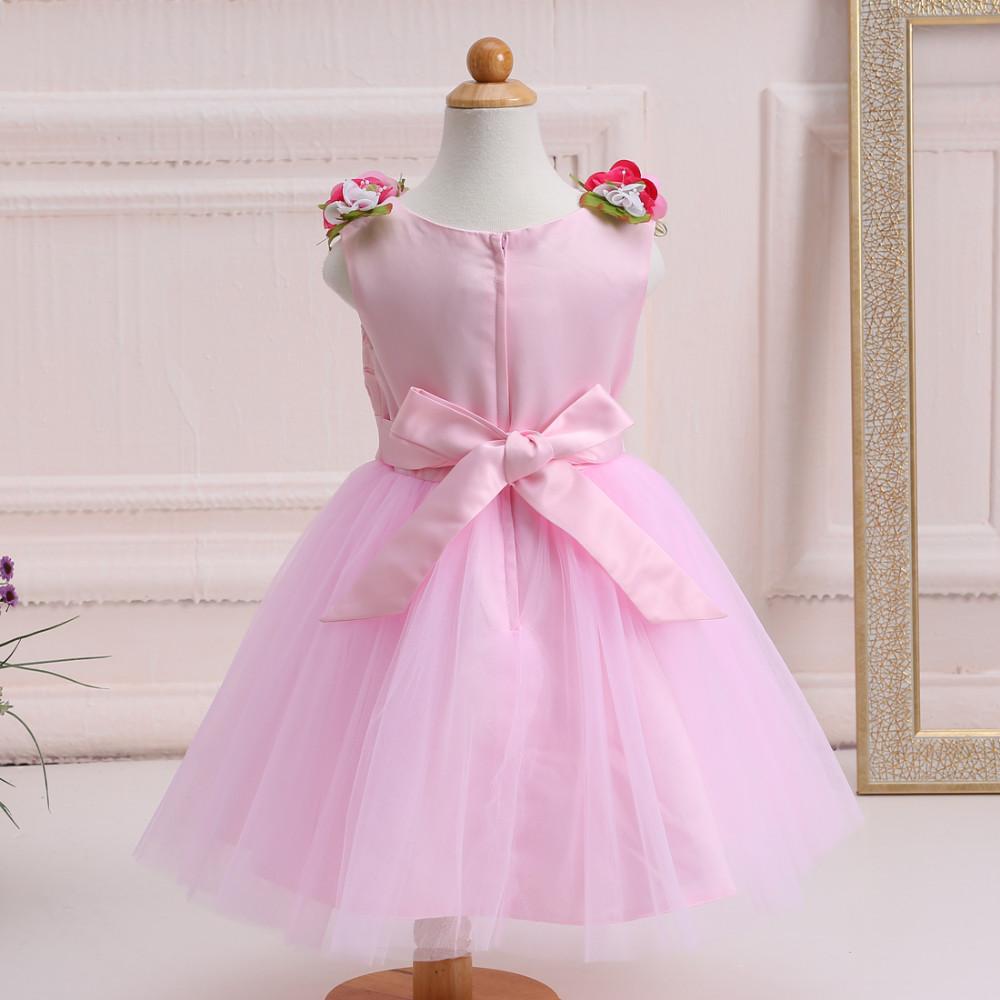 Ropa de bebé al por mayor el último diseño vestido del bebé vestido ...