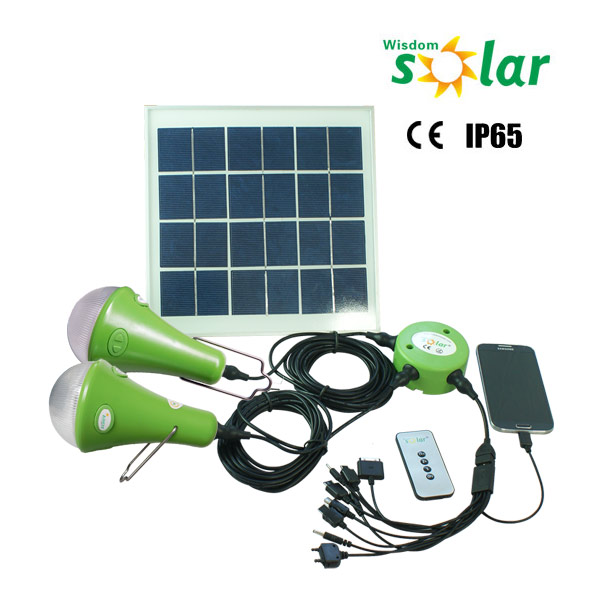 Portable Solar Energy System For Home Energy Saving Solar Lantern ...