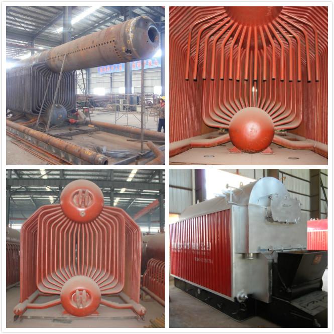 Boiler Manufacturer Yuanda Boiler Szl