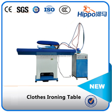 Hippo laundry used industrial ironing press machine with board