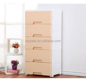 Mini Plastic Storage Drawers Baby Cabinet