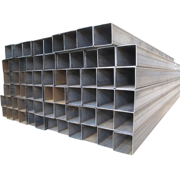 rectangular hollow section sizes ms erw welded unit weight steel pipe price of carbon black per ton