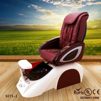 Hot Massage Pedicure Spa Chair Remote Control/whirlpool Spa Pedicure Chair/ Spa Joy Pedicure