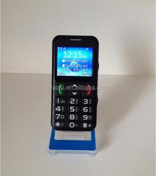 3g Elder Cell Phone Big Screen Mobile Dual SIM Card Senior Unlocked Hot Sale