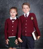 2018 school uniforms store boys and girls sweaters back to school uniforms