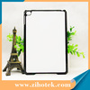 PC hard plastic cover 2D sublimation cover for iPad mini4 with metal insert