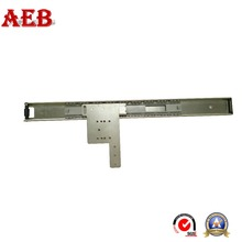 Full extension tv cabinet slides ball bearing drawer slide telescopic channel manufacturing machine