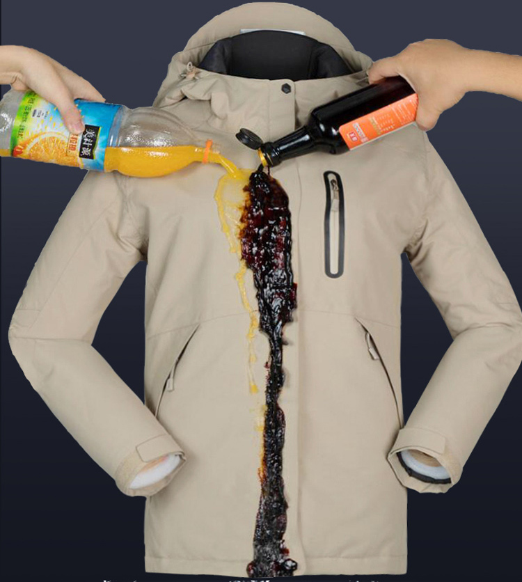 outdoor waterproof womens coat rechargeable battery heated mens  jacket