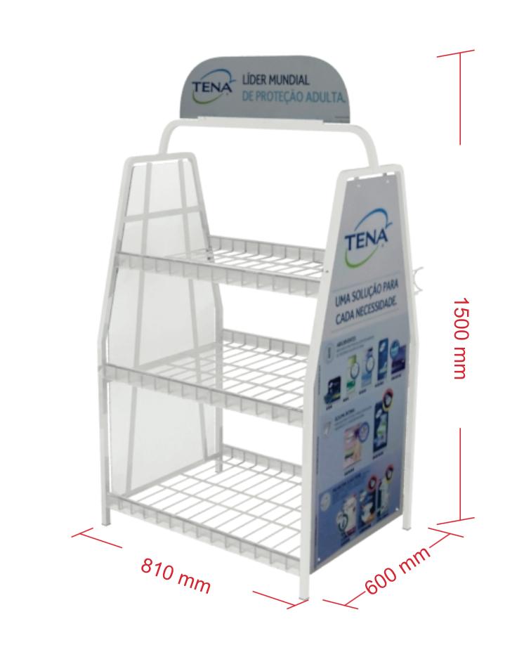 Supermarket Floor Display Stand, Supermarket Floor Display Stand ...