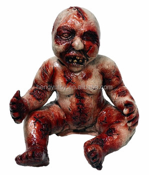 Halloween Zombie Baby Prop.Halloween Decorations Horror Realistic Latex Mask Body Zombie Baby Props Buy Halloween Decorations Latex Zombie Props Zombie Prop Product On
