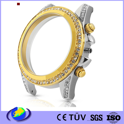 Wholesale Stainless Steel OEM Watchcase Precision Machining Part