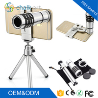 2017 most popular 12x optical zoom camera shot cell phone lens with best quality and low price