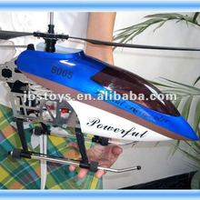 105CM Super Large 3.5 Channel Alloy RC Gyro Qs8005 Helicopter