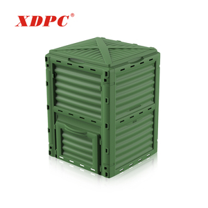 Kitchen garden plastic compostable food waste compost composting bin