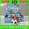 plastice football spin top toys for sale